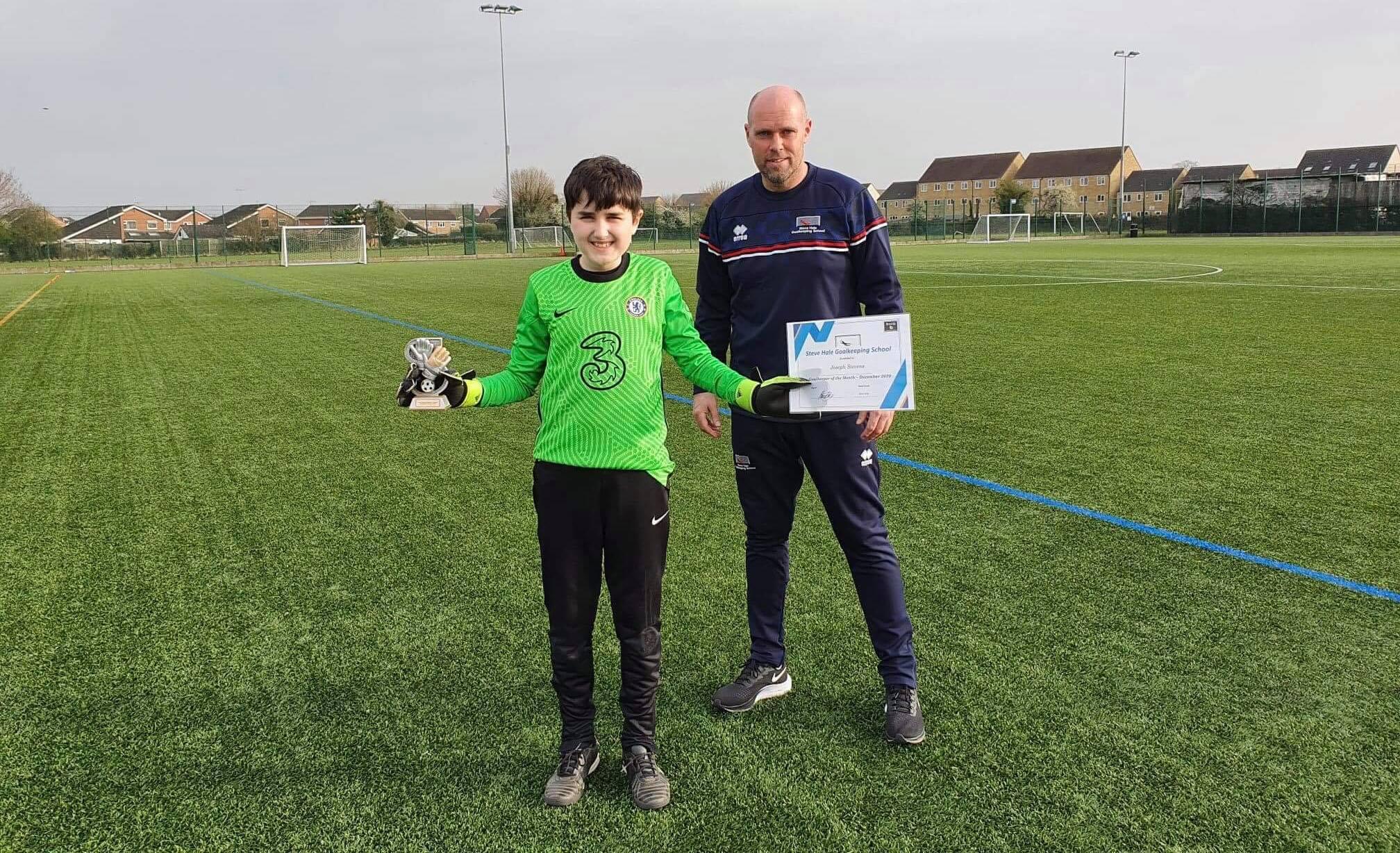 Joseph_Stevens_Goalkeeper_of_the_Month_1